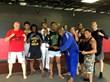 Lloyd Irvin Promotes Pro MMA Fighter Ron Stallings to BJJ Brown Belt