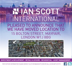 Ian Scott International - We Have Moved