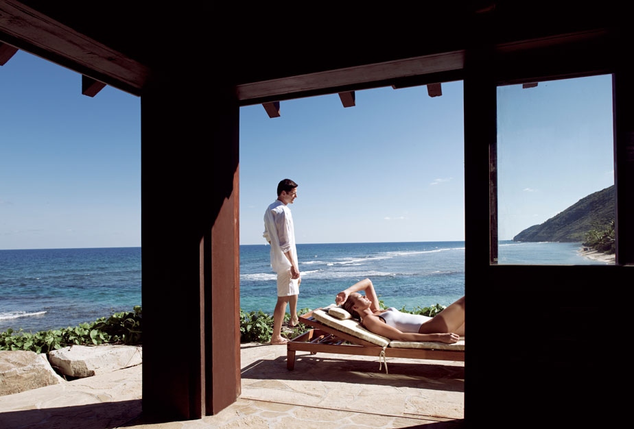 Peter island resort spa 39 s beauty wellness fitness for Health spa vacations for couples