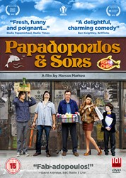 Papadopoulos & Sons DVD cover