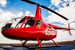 Robinson R66 Turbine helicopter