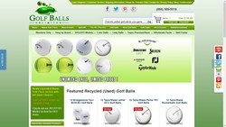 Golf Balls Unlimited   Used Golf Balls