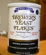 brewers yeast flakes, b9, b12, increase red blood cell production