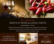 Santa Fe in August and September – Music, Art, Culture, Roasted Chilis...