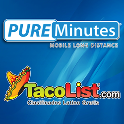 Pure Minutes and TacoList