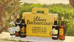 Rhum Barbancourt Export Case