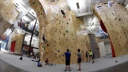 HACKFit Boston at Brooklyn Boulders