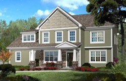 Cambridge Model Rendering at Forest Ridge in Newburgh, NY