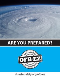 Hurricane Season - Are You Prepared. OFB-EZ Business Continuity