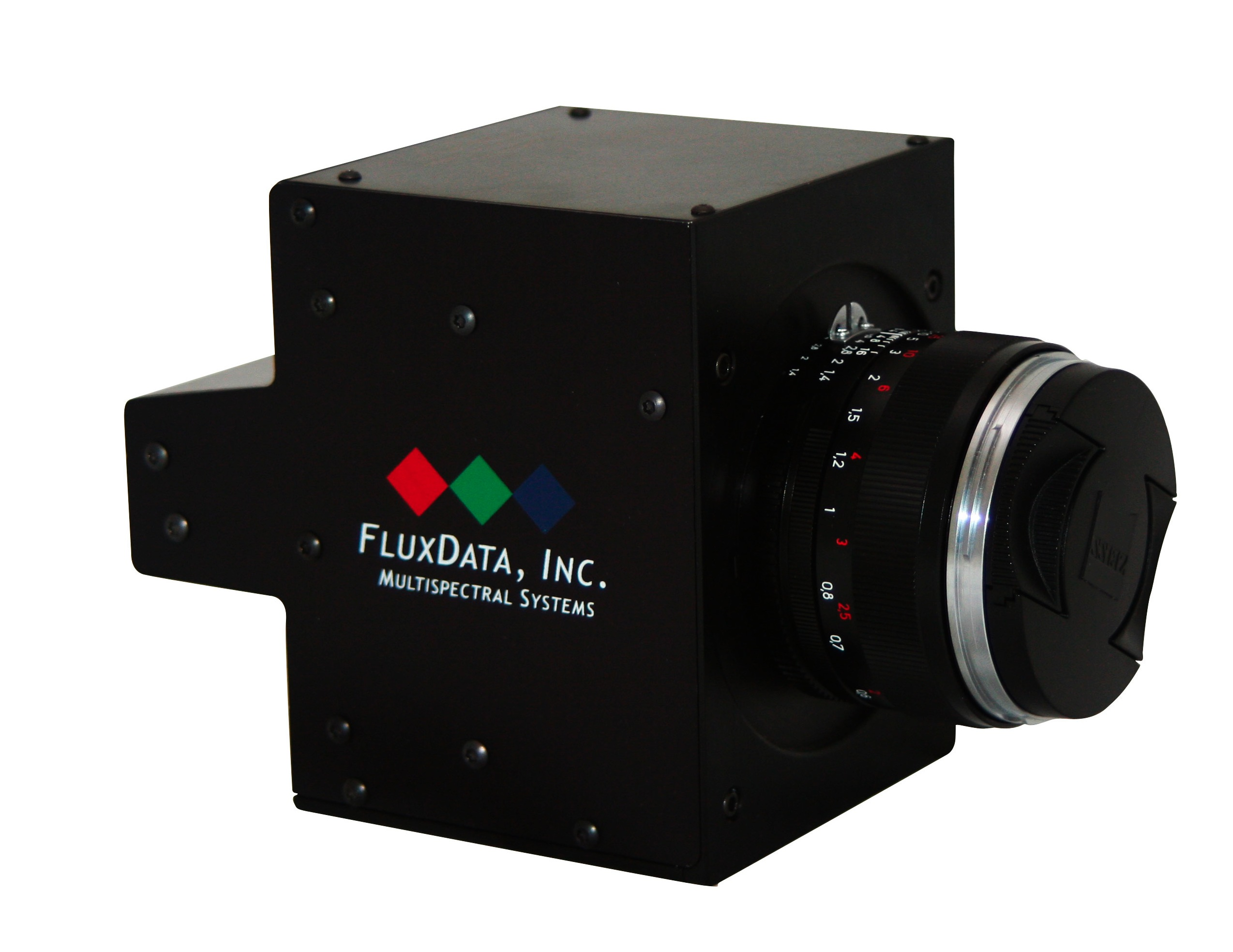 Fluxdata Inc Introduces 3 Ccd Multispectral Camera For