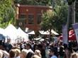 Lafayette Art & Wine Festival Crowd Scene