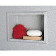 Swanstone AS-1075 Wall Panel Recessed Accessory Shelf