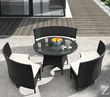 San Sebastian Table Set Zuo Modern 701389