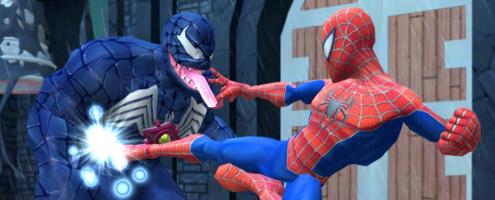 black spiderman games for kids