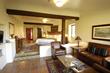 Hacienda Style Guest Rooms
