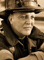 Rudy Sanfilippo FDNY Fire Union Uniformed Firefighter's Association 9/11 World Trade Center Gary Suson Images