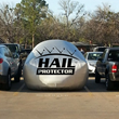 Hail Protector System owners are the envy of the rest of the parking lot.