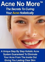 Eliminate your acne naturally within 8 weeks