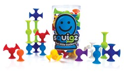 Squigz is Early Leader in Fat Brain Toys Predicted Top Toys for the Holdays