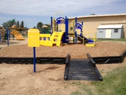 Commercial Play Structure - American Parks Company