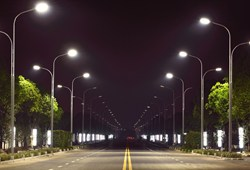 LED Streetlights with Acrich AC LED Modules