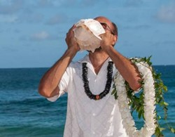 Kauai Wedding Minister Harold Kilborn