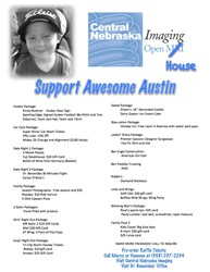 Awesome Austin Event Raffle Packages Kearney, Nebraska