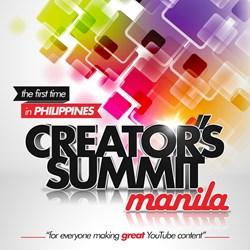 Creators Summit - Manila