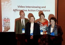 ILG Panel Discussion on Video Interviewing