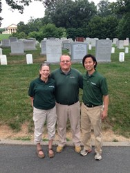 Part of the Green Lawn Fertilizing Team