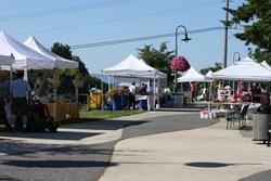 Saturday market, farmers market