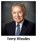 Top Echelon Network recruiter Terry Rhodes of NewCareers