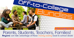 Back-to-School, Back-to-College, Back-to-School Gifts, Back-to-School Promotions, Back-to-School Deals