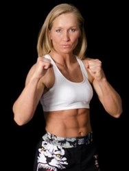 Munah Holland MMA Women's Fighter