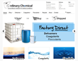 www.OrdinaryChemcial.com home page