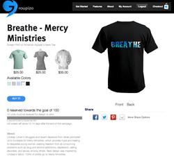 Groupizo's Lindsay Lohan Inspired Fundraiser for Mercy Ministries