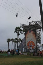 zipline - Flightlinez - Venice Beach