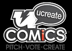 UcreateComics logo TM