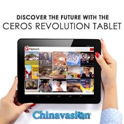 Ceros Revolution Tablet Black