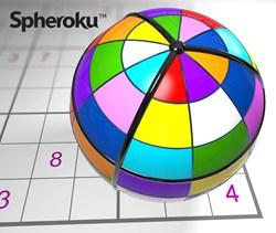 sudoku, spheroku image