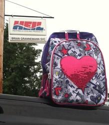 Brian Grannemann Services - Backpack Program in Hermann Missouri