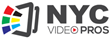 NYC Video Pros Launches a New Brand Identity and Video Reel