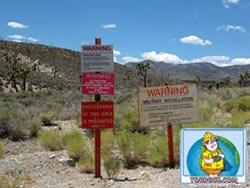 Area 51 Tour From Las Vegas TourGuy.com