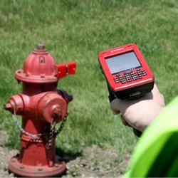 SmartCAT Scanning Fire Hydrant Bonnet RFID Tag