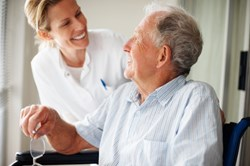Generations Home Health Care caregivers