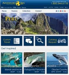 Galapagos tours, Antarctica cruises, Peru tours, Amazon tours