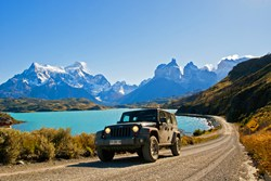 Patagonia tour by Jeep with International Wildlife Adventures