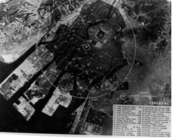 Photo of the Post-stike targeting photograph of Hiroshima.png