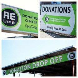 ReUseit.org Donation Drive