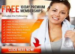 Free Gym Memberships